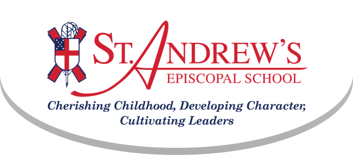 St. Andrew's Episcopal School | Pre-K through Eighth Grade | 504-861-3743